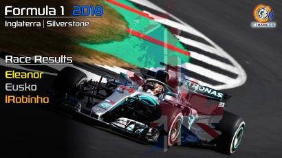 Eleanor gana con dificultad en Silverstone
