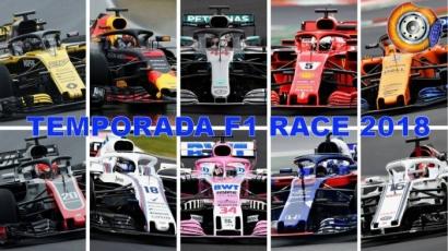 Inscripciones abiertas: arranca la F1 de 2018