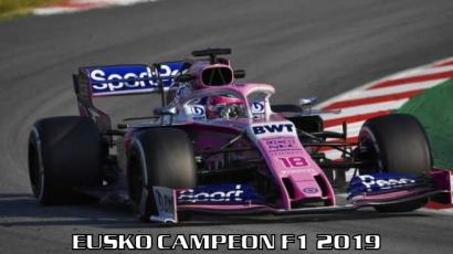 Eusko campeon Formula 1 2019
