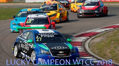 Lucky Campeon WTCC 2018